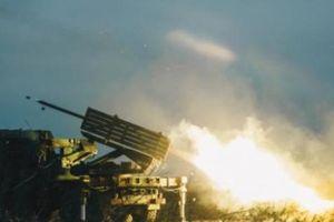 Đài Loan tập trận bắn đạn thật rầm rộ ngăn TQ 'chiếm đảo'