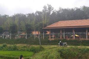 Chưa xử lý xong chuỗi nhà sai phạm trên đất nông nghiệp ở Kon Tum