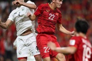 Thống kê đối đầu Việt Nam vs Jordan: Chưa từng biết thua