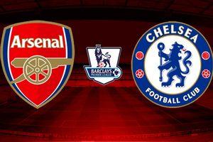 Arsenal đấu Chelsea và nỗi lo bị Man United soán ngôi