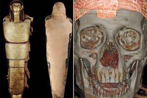 Giải mã xác ướp Ai Cập quái lạ, mập mờ giới tính