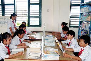 Sở GD&ĐT yêu cầu rà soát khắc phục công tác thư viện trường học