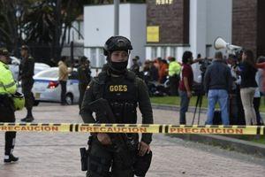 Colombia: Đánh bom khủng bố bằng ô tô chở 80kg thuốc nổ, ít nhất 75 người thương vong