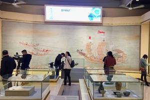 Khám phá bí mật đại dương từ những con tàu đắm ở Biển Đông