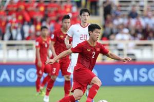 Asian Cup 2019: Đội tuyển Việt Nam nhận tin cực vui trước trận gặp Jordan