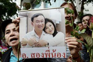Anh em nhà Shinawatra lại gây xáo động Thái Lan
