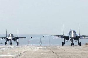 Nga đình chỉ chiến đấu cơ Su-34