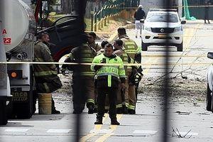 Nổ lớn tại thủ đô của Colombia, hơn 70 người thương vong
