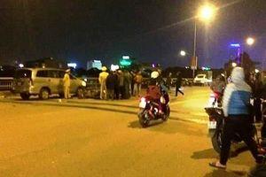 Ô tô tông liên tiếp 2 xe máy, 4 người nguy kịch