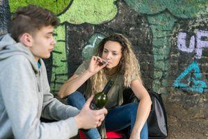 Một điếu cần sa đã đủ làm hỏng não trẻ vị thành niên