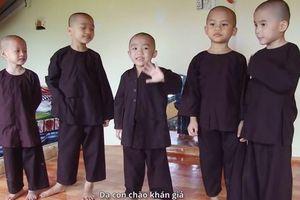 Hé lộ cuộc sống của 5 chú tiểu nhóm Bồng Lai sau khi 'hốt' 300 triệu ở Thách Thức Danh Hài