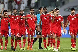Giành vé đi tiếp vào giây cuối cùng, Oman suýt 'hất' Việt Nam khỏi Asian Cup