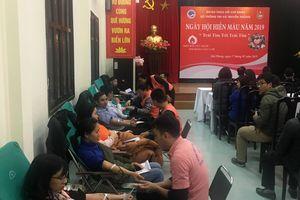 Tuổi trẻ ngành Thông tin và Truyền thông TP. Hải Phòng tổ chức Ngày hội hiến máu