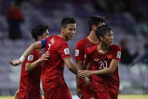 Tuyển Việt Nam chính thức vào vòng đấu loại trực tiếp nhờ hơn hệ số fair-play