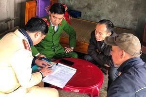 Hà Tĩnh: Bắt một tài xế xe khách đường dài sử dụng ma túy