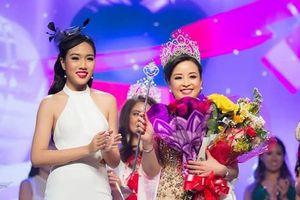 Nữ doanh nhân Sandy Nguyễn đăng quang Hoa hậu Phu nhân người Việt Quốc tế