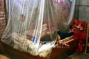 Cuồng ghen chồng sát hại vợ ngay trên giường ngủ