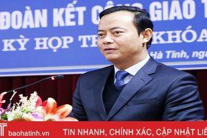 Đồng bào giáo dân Hà Tĩnh tích cực tham gia các phong trào thi đua yêu nước