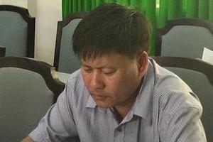 Đồng Tháp: Nguyên Giám đốc Trung tâm Phát triển quỹ đất bị bắt
