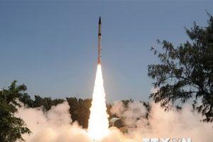 Ấn Độ và Mỹ thảo luận về tiềm năng hợp tác trong lĩnh vực tên lửa