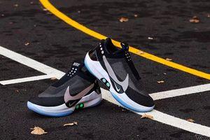 Tiết lộ về đôi giày tự buộc dây Adapt BB của Nike mới ra mắt giá 8 triệu đồng