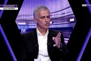 Mourinho: 'Tôi vẫn ở đẳng cấp hàng đầu'