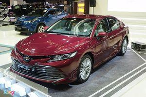 XE HOT (18/1): Toyota Camry 2019 sắp về VN, 10 ôtô rẻ nhất thế giới