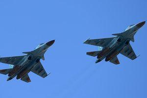 Hai máy bay Su-34 của Nga 'đụng' nhau trên không, chưa rõ số phận phi công