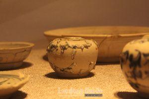 Hơn 500 hiện vật từ 6 con tàu đắm được trưng bày tại Bảo tàng lịch sử Quốc gia