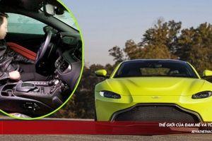 Siêu phẩm Aston Martin V8 Vantage 2018 chính hãng đầu tiên Việt Nam về với chủ