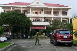 Thông tin mới nhất vụ Phó chánh Thanh tra Quảng Nam rơi từ tầng 3 tử vong