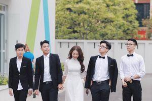Cô dâu vàng đeo trĩu cổ trong đám cưới ở Nam Định: Tiểu thư nhà giàu ẩn mình trong vỏ bọc sinh viên giản dị