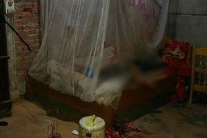 Yên Bái: Chồng sát hại vợ dã man lúc rạng sáng