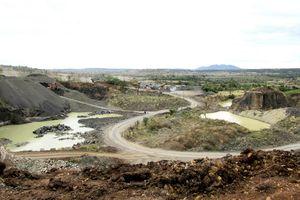 Gia Lai: Yêu cầu kiểm tra phản ánh của Báo TN&MT về khai thác đá