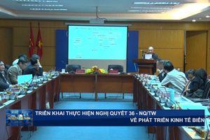 Chiến lược biển Việt Nam: Bối cảnh, cơ hội, thách thức và giải pháp