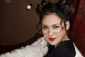 Nữ sinh trường Kinh Bắc xinh đẹp, mơ ước trở thành người mẫu chuyên nghiệp