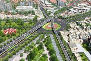 TP HCM: Thông xe cầu vượt nút giao Nguyễn Kiệm - Nguyễn Thái Sơn