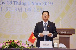 Một số hình ảnh Giao lưu Nghị sĩ hữu nghị hai nước Việt Nam – Hàn Quốc
