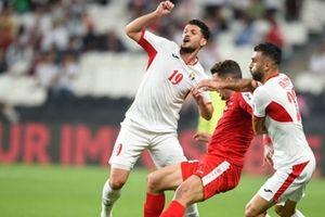Jordan - đối thủ của Việt Nam tại vòng 1/8 Asian Cup 2019