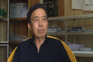 Nghệ nhân ưu tú Lò Văn Lả - thư viện sống của đồng bào Thái