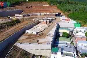 Tỉnh Khánh Hòa ra Quyết định cưỡng chế bức tường xây sai phép