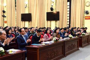 HĐND các cấp TP Hà Nội tiếp tục đổi mới, hiệu quả và vì dân