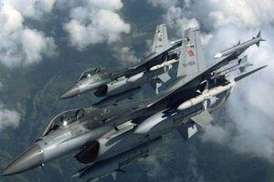 Chiến đấu cơ Thổ Nhĩ Kỳ lượn lờ trên vùng tây bắc Syria để làm gì?