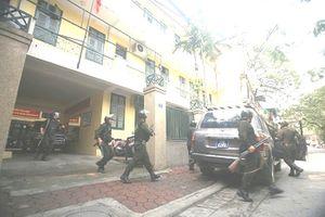 Cảnh sát hình sự Hà Nội đánh trúng nhiều ổ nhóm tội phạm nguy hiểm