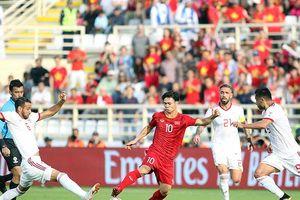 Vòng knock out Asian Cup 2019: Những đại gia chưa nóng máy