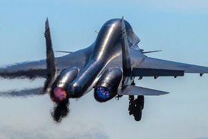 Nga cấm bay toàn bộ tiêm kích Su-34 sau vụ va chạm trên không