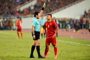 Trọng tài cầm còi chung kết lượt về AFF Cup bắt trận Việt Nam - Jordan