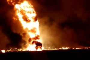 Mexico: Ít nhất 21 người thiệt mạng, hàng chục người bị thương trong vụ nổ đường ống dầu