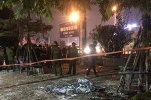 Xảy ra xô xát gần trụ sở Công an tỉnh Thái Bình, 1 người tử vong