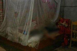 Chồng giết vợ lúc rạng sáng: Đòi quan hệ không được?